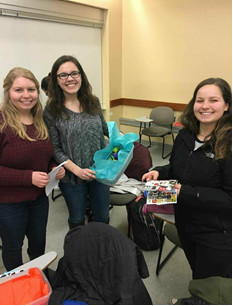 Jared Box Project with Colby Pfost, Olivia Dietrich, and Annaliese McCambridge