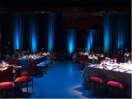 Gala dining room